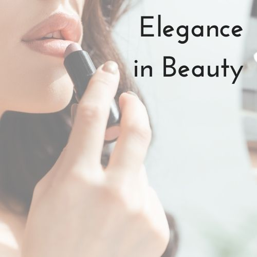 Elegance in Beauty Routines