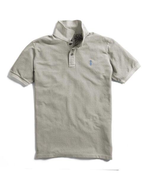Camisa Polo Stonada