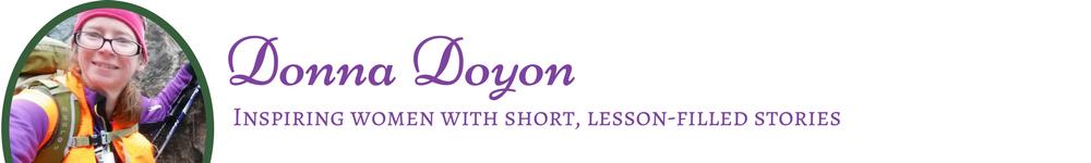 Donna Doyon writes books