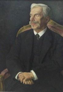 Sergei Schukin by Dm. Melnikov (1915) (WikiCommons)