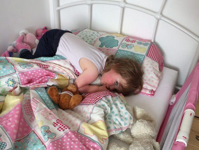 big girl bed