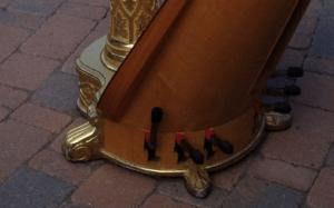 harp base