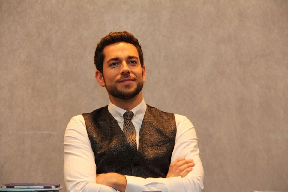 Interview with Zachary Levi #ThorDarkWorldEvent