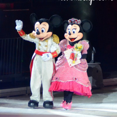 Disney On Ice – Let's Celebrate