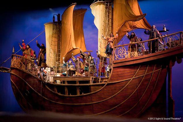 JONAH - Sight & Sound Theatre - Branson, MO #ExploreBranson