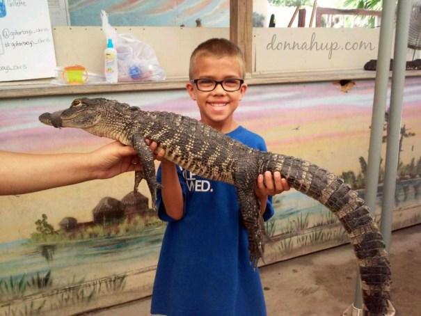 Everglades Holiday Park - Home of the Gator Boys!
