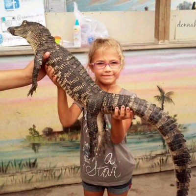 Everglades Holiday Park – Home of the Gator Boys!