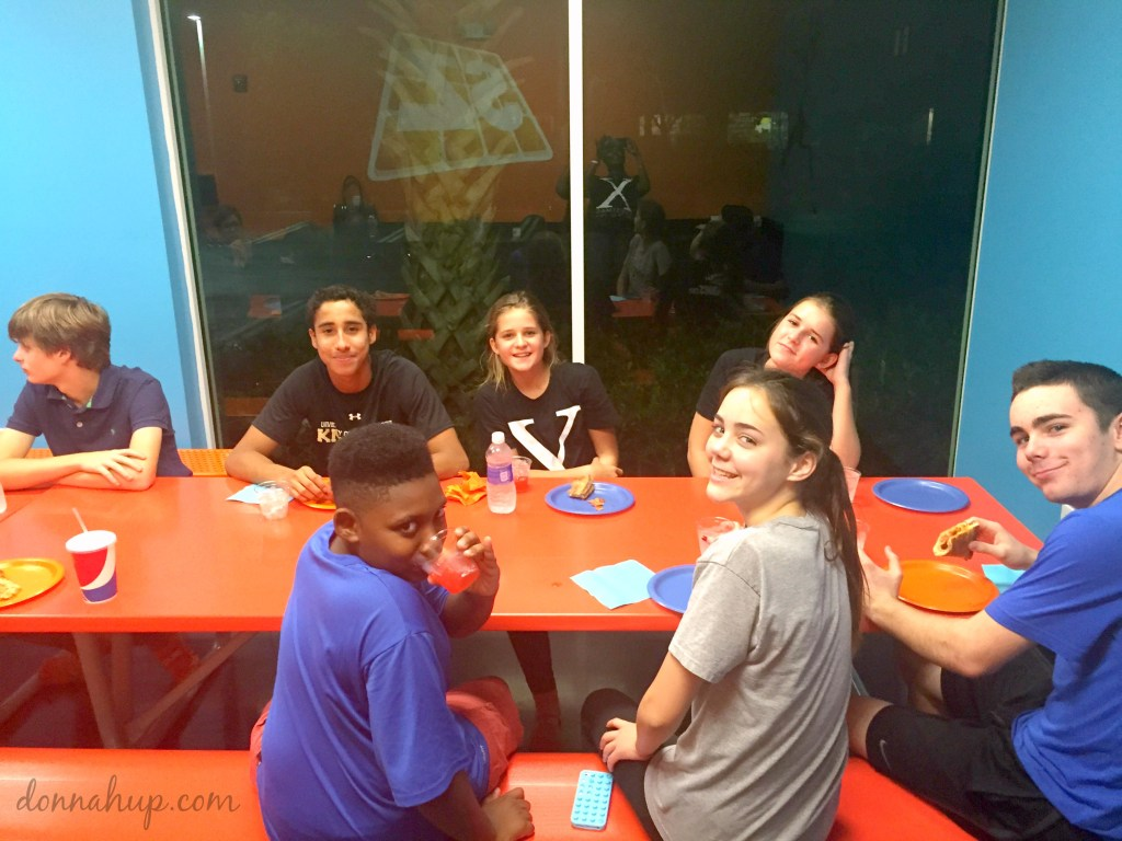 Having your Party at Sky Zone Trampoline Park is a Slam Dunk
