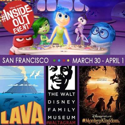 I'm going to Pixar! Join me on my Inside Out Journey #InsideOutEvent
