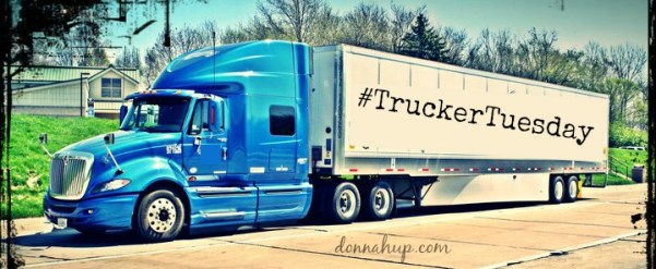 10 Random Sightings #TruckerTuesday