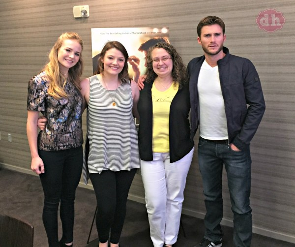 Longest Ride Movie Book #review Nicholas Sparks Britt Robertson Scott Eastwood interview donnahup #TheLongestRide #LongestRide