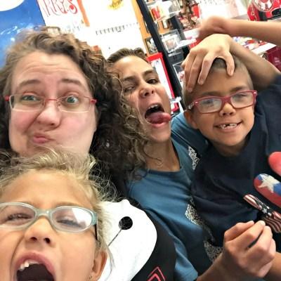 Family Fun at Larry's Ice Cream & Yogurt