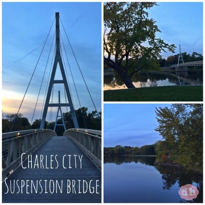 Spending the Day in Charles City