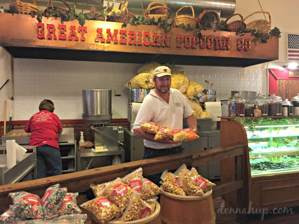The Great American Popcorn Co. in Galena