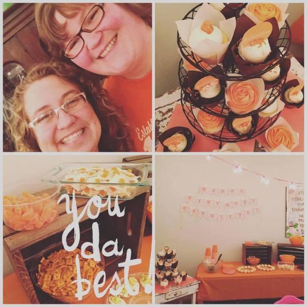 How to Throw the Perfect Orange Birthday Party