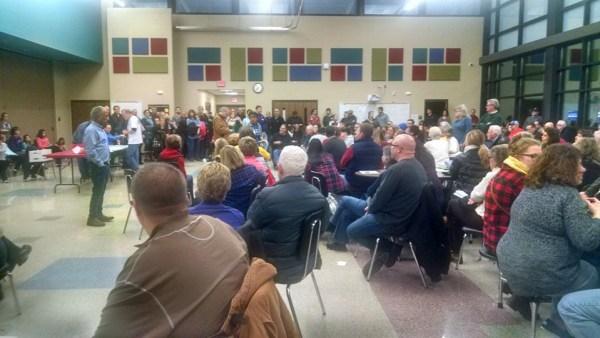 Black Hawk County Dem My First Iowa Caucus