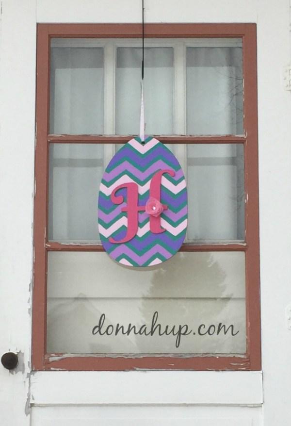 Easter Door Decor