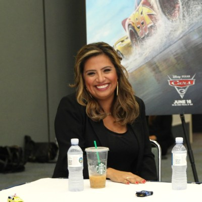 The Voice Behind Cruz Ramirez – Cristela Alonzo