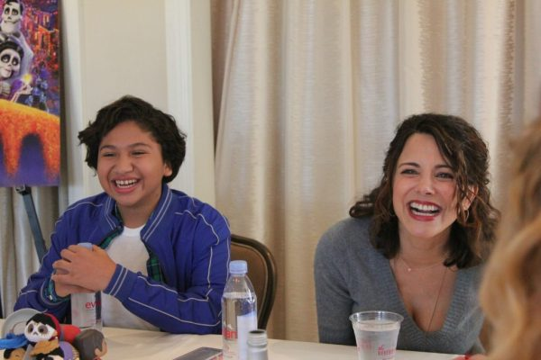 Sitting Down with COCO's Miguel and Imelda - Interview with Anthony Gonzalez and Alanna Ubach