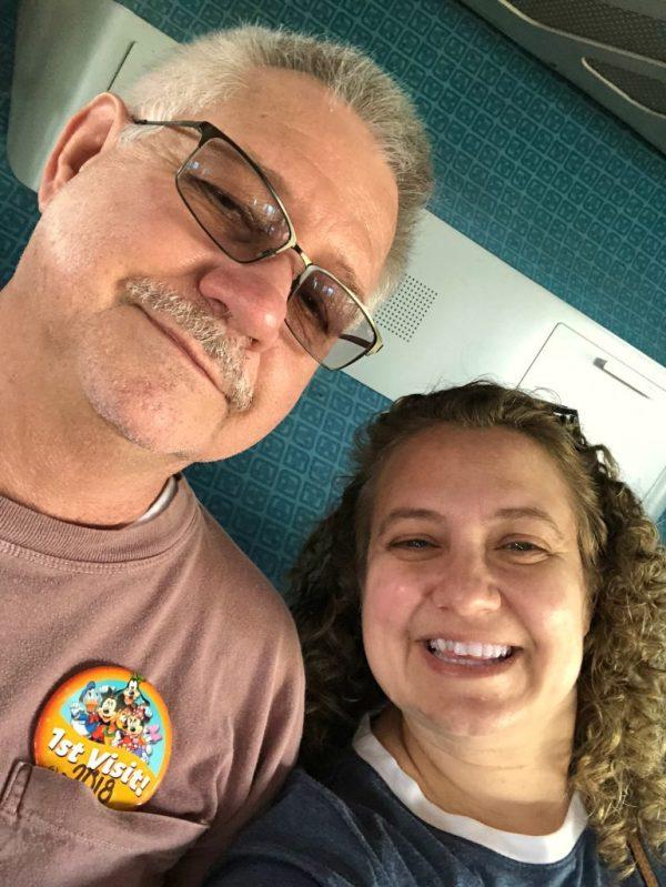 My Dad's First Trip to Disney World