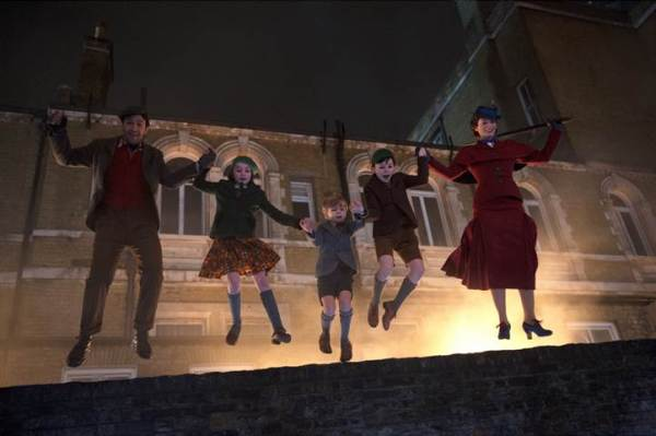MARY POPPINS RETURNS - Teaser Trailer & Poster Now Available