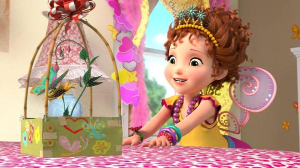 FANCY NANCY comes to Disney Jr