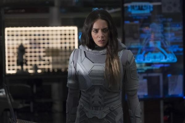 Talking with Hannah John-Kamen about Ant-Man and the Wasp