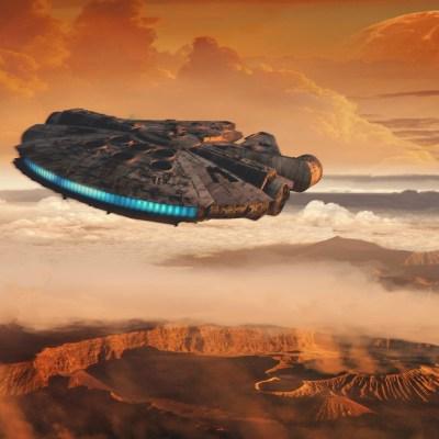 SOLO: Take Flight with the Millennium Falcon
