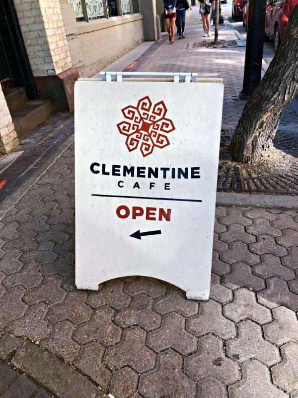 Breakfast at Clementine: Clementine Cafe