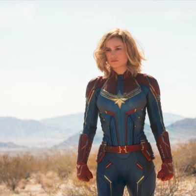Marvel Studios' CAPTAIN MARVEL – Trailer & Poster Now Available