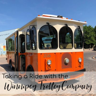 Taking a Ride with Winnipeg Trolley Company