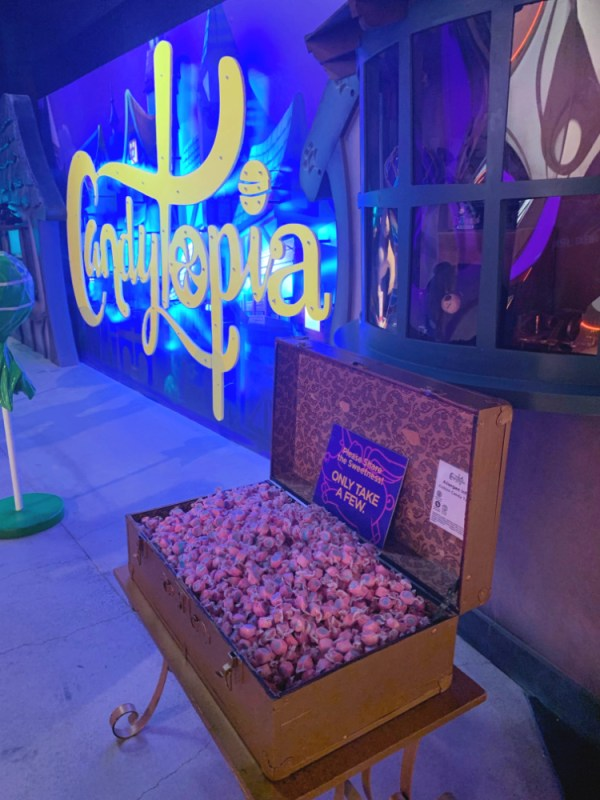 What is Candytopia