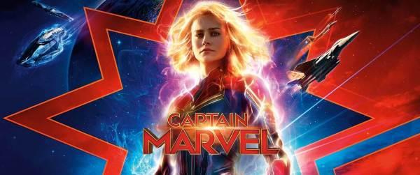 Captain Marvel Strength Gives her Power
