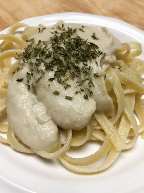 Vegan Alfredo Recipe