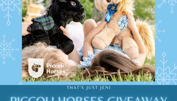 Piccoli Horses Giveaway