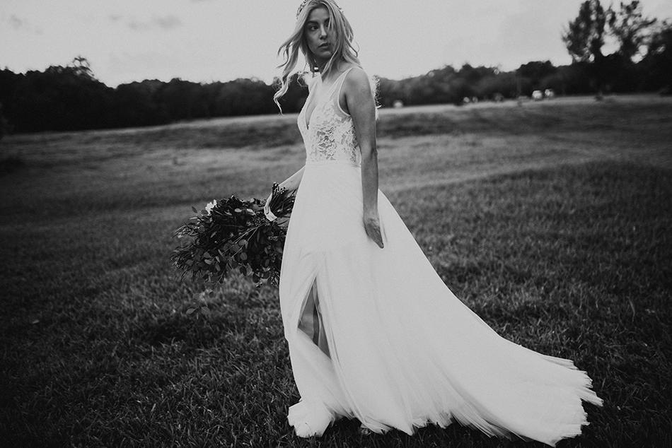 whimsical styled bridal shoot