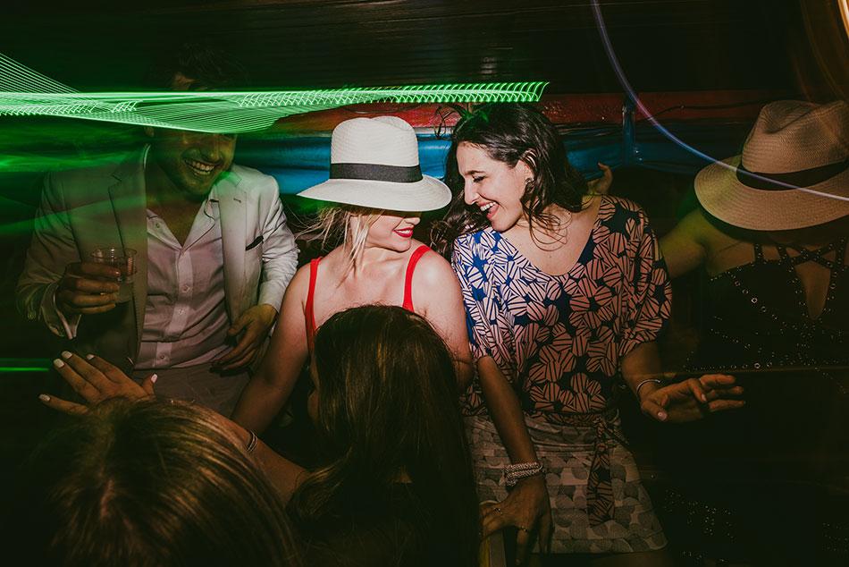 chiva cartagena wedding