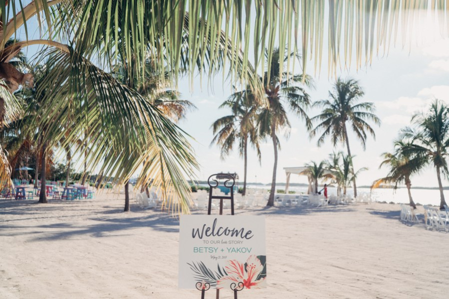 florida keys wedding photos