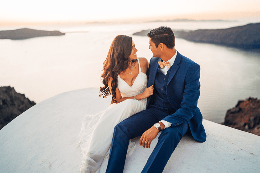 destination wedding photographer in Greece
