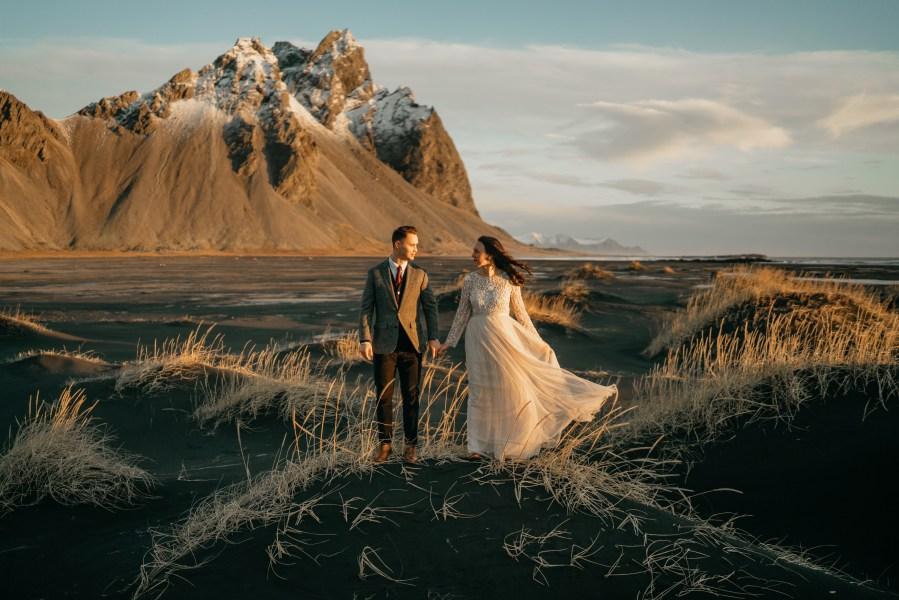 iceland wedding photos