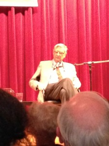 E. O. Wilson at Free Library of Philadelphia