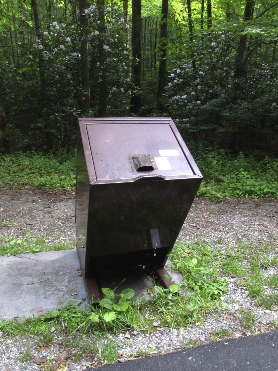 bear-proof-trash-can-in-park_5932342898_oDonna L  Long
