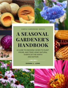 cover A Seasonal Gardener's Handbook