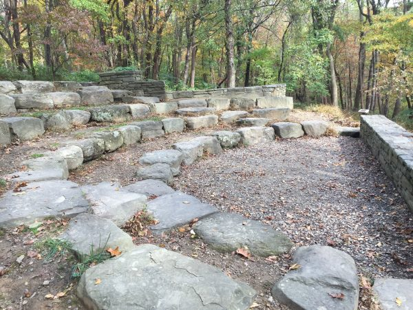 amphitheater_in the forest_