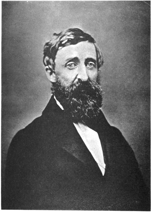 photo of Henry David Thoreau [Public domain]