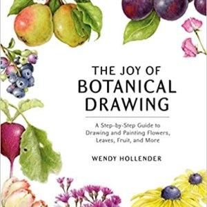 cover_joy of botanical drawing