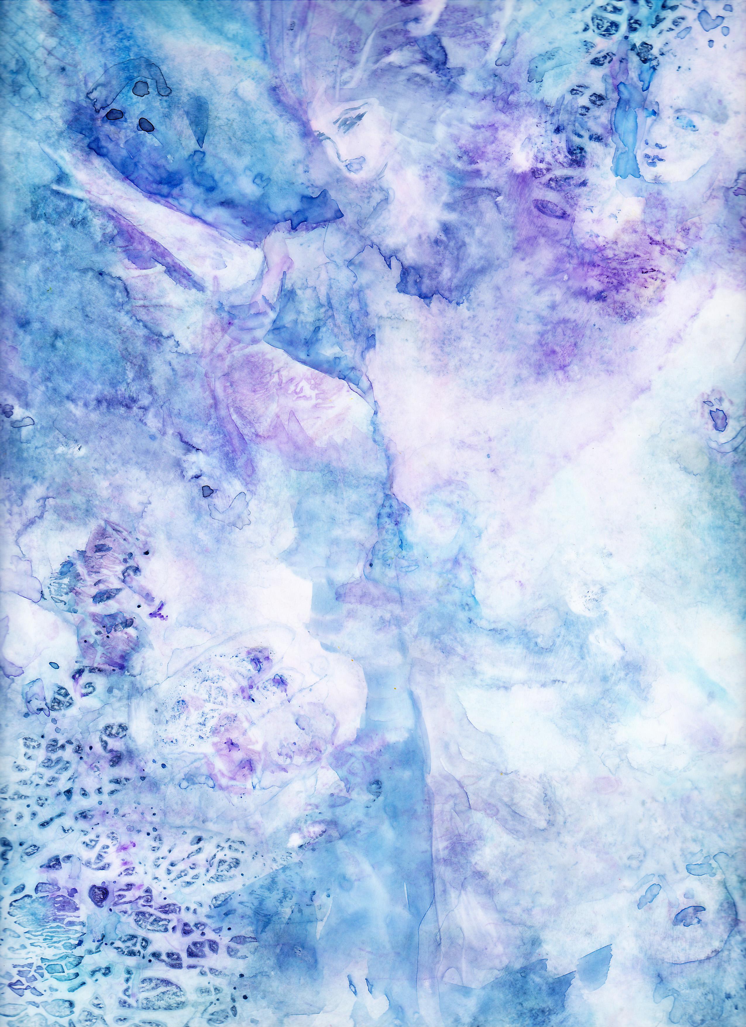 painting on yupo spirit