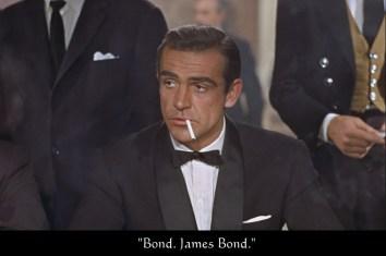 moviequotespart2James Bond