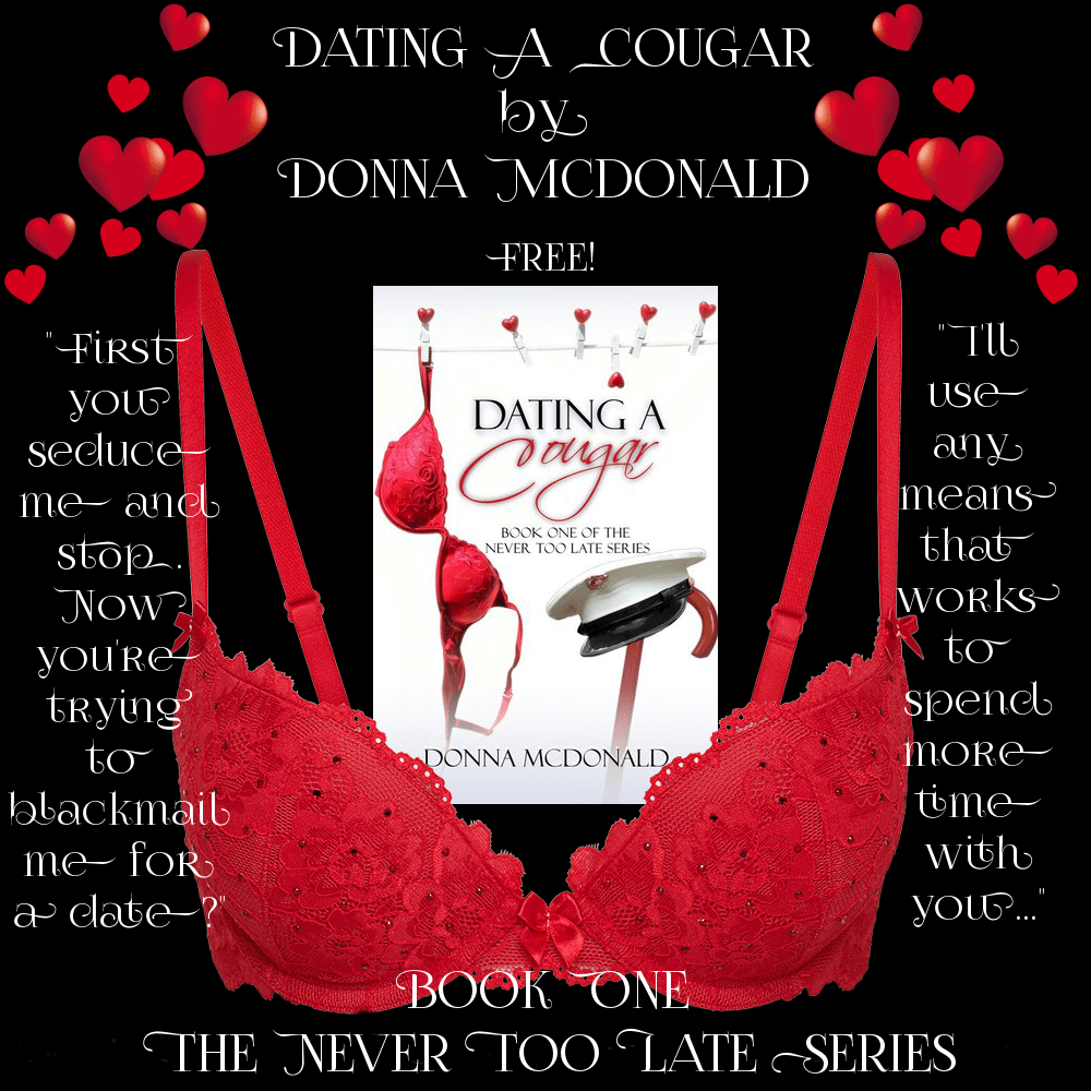 Dating A Cougar 2 Donna Mcdonald