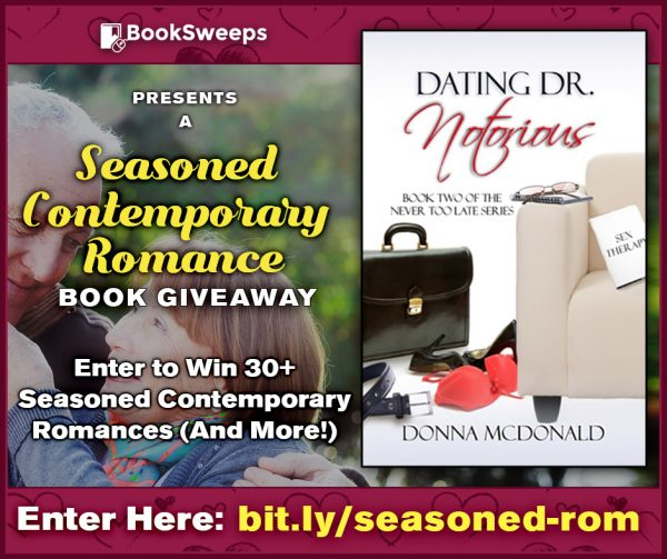 Seasoned Contemporary Romance Giveaway